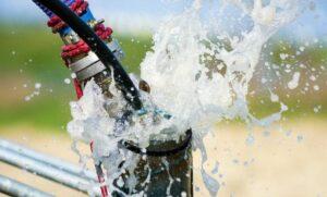 Чаще всего для раскачки водозаборных сооружений приобретают насосы центробежного типа