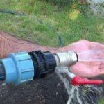 Что делать, если вода из скважины идет рывками?