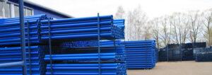 Для изготовления обсадных колонн в скважинах на воду все чаще используют пластик.