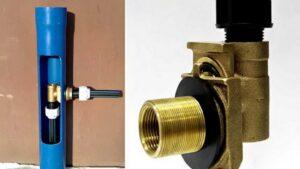 Скважинный адаптер состоит их 2-х частей.