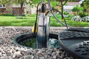 Обслуживание скважины на воду