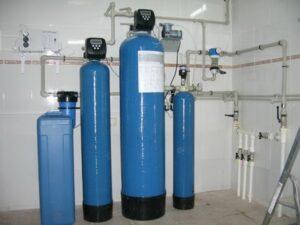 Фильтр для воды от извести